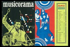 Musicorama – kultowe czasopismo 1969/1971